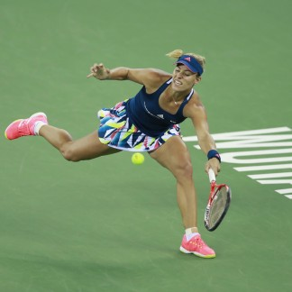 Wuhan, R4 - Match against P.Kvitova // Getty Images