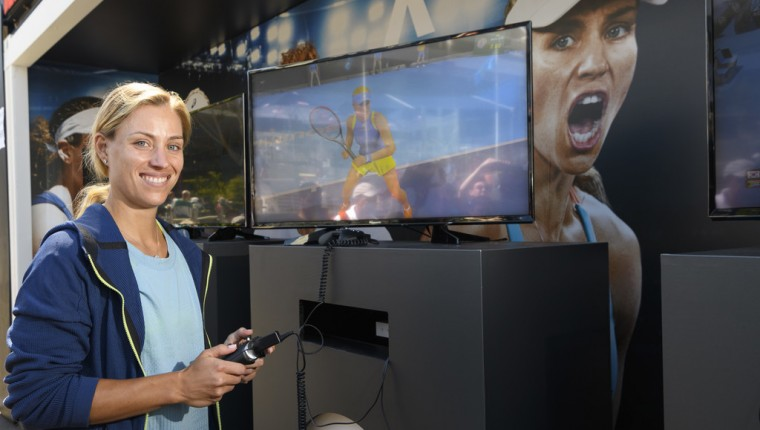 Playing the AO video game // Getty Images
