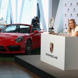 Press conference at the Porsche Museum on July 17, 2018 in Stuttgart, Germany // Getty Images